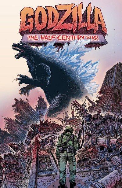 Godzilla – Half Century War (TPB) (2013)