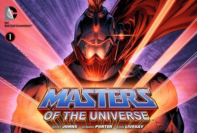 Masters of the Universe #1 – 8 (2012)