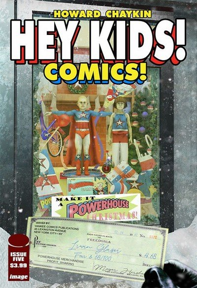Hey Kids! Comics! #5 (2018)