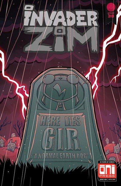 Invader Zim #38 (2019)