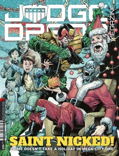Judge Dredd Megazine #403 (2018)