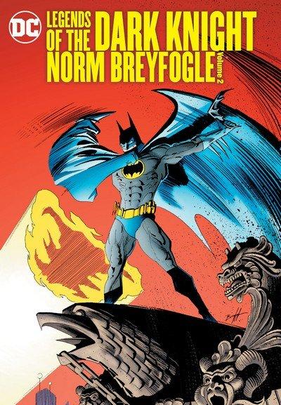 Legends of The Dark Knight – Norm Breyfogle Vol. 2 (2018)