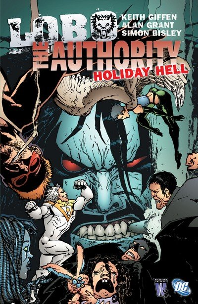 Lobo – The Authority – Holiday Hell (TPB) (2006)