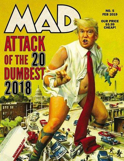 MAD Magazine #5 (2018)
