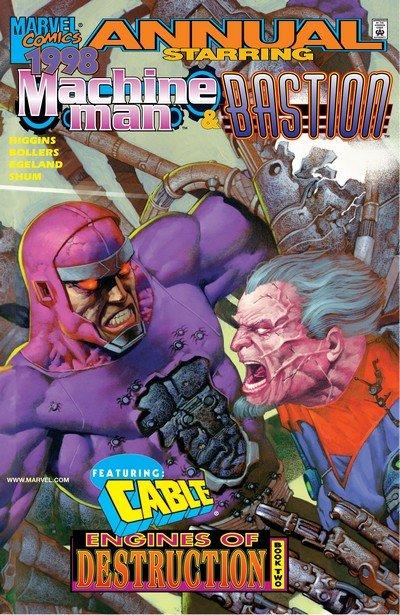 Machine Man & Bastion '98 (1998)