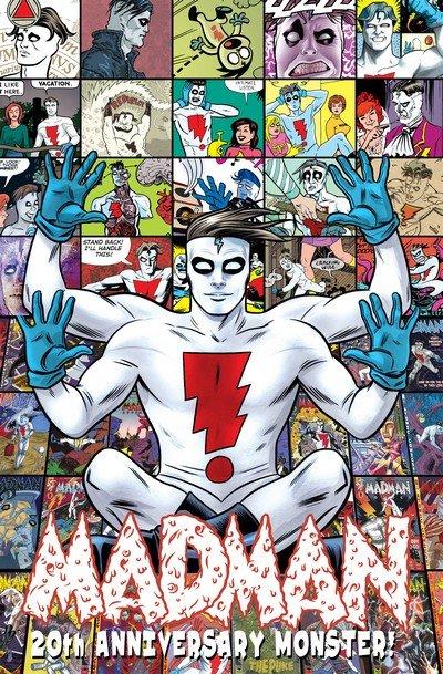 Madman – 20th Anniversary Monster (2012)