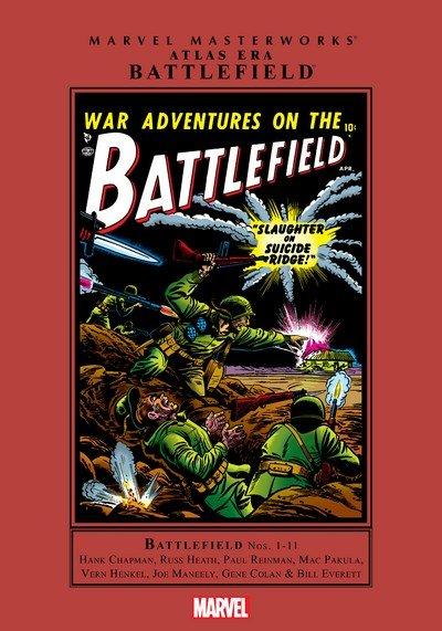 Marvel Masterworks – Atlas Era Battlefield Vol. 1 (2011)
