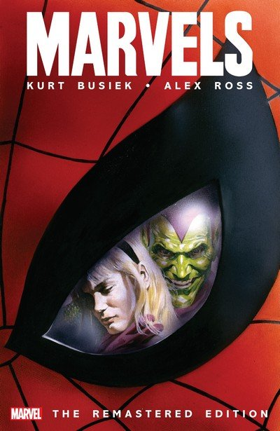 Marvels – The Remastered Edition (TPB) (2018)