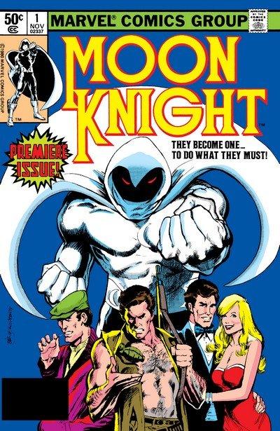 Moon Knight Vol. 1 #1 – 38 (1980-1984)