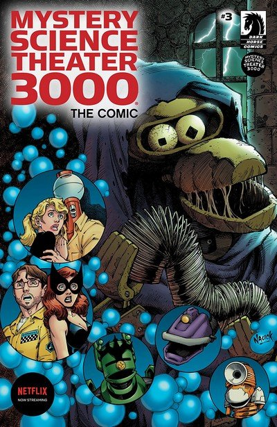 Mystery Science Theater 3000 #3 (2018)