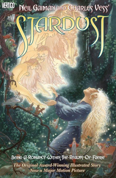 Neil Gaiman and Charles Vess Stardust (1998)