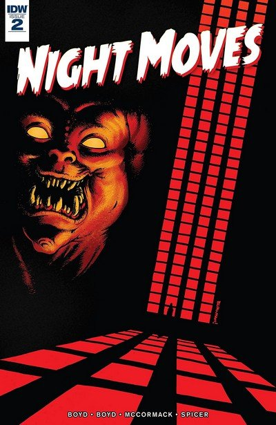 Night Moves #2 (2018)