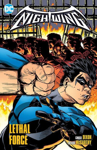 Nightwing Vol. 8 – Lethal Force (TPB) (2018)