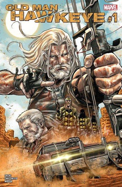 Old Man Hawkeye #1 – 12 (2018)