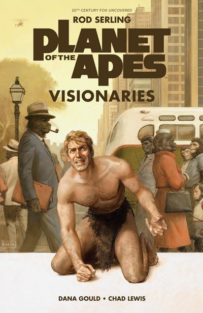 Planet of the Apes – Visionaries (TPB) (2018)