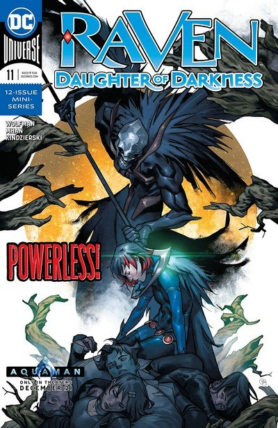 Raven – Daughter Of Darkness #11 (2019)