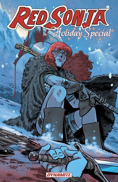 Red Sonja – Holiday Special (2018)