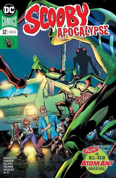 Scooby Apocalypse #32 (2018)