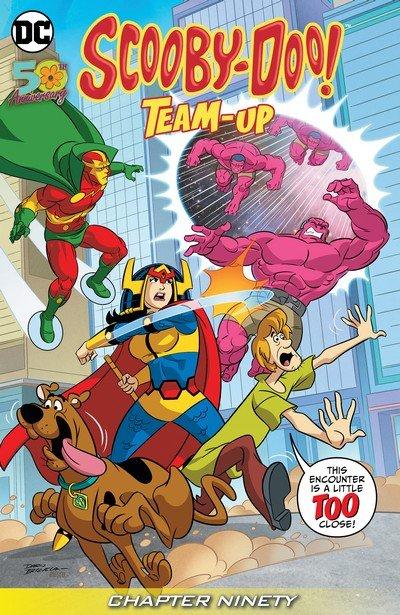Scooby-Doo Team-Up #90 (2018)