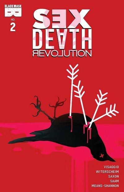 Sex Death Revolution #2 (2018)