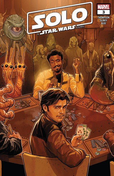 Solo – A Star Wars Story Adaptation #3 (2018)