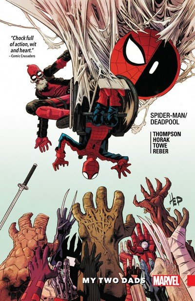 Spider-Man-Deadpool Vol. 7 – My Two Dads (TPB) (2018)