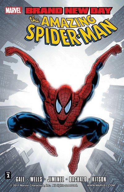 Spider-Man Vol. 2 – Brand New Day (TPB) (2009)
