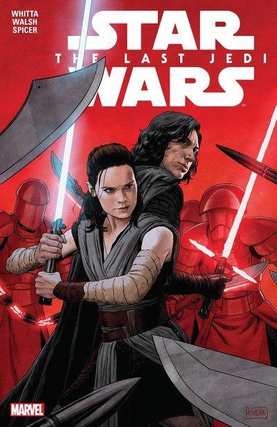 Star Wars – The Last Jedi Adaptation (TPB) (2018)