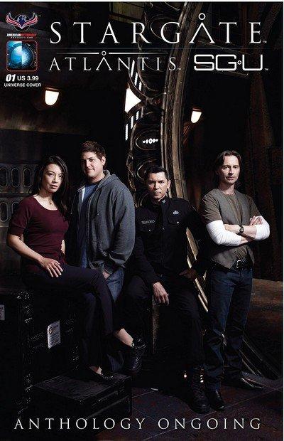 Stargate Atlantis – Stargate Universe Anthology #1 (Universe Cover) (2018)