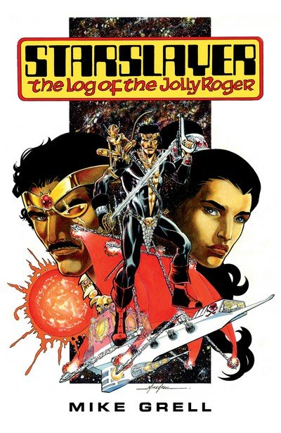 Starslayer – The Log of the Jolly Roger (TPB) (2017)