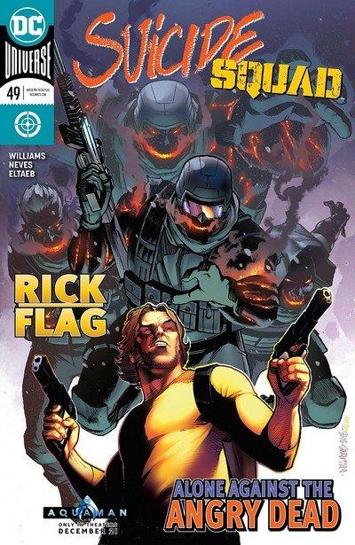 Suicide Squad #49 (2018)