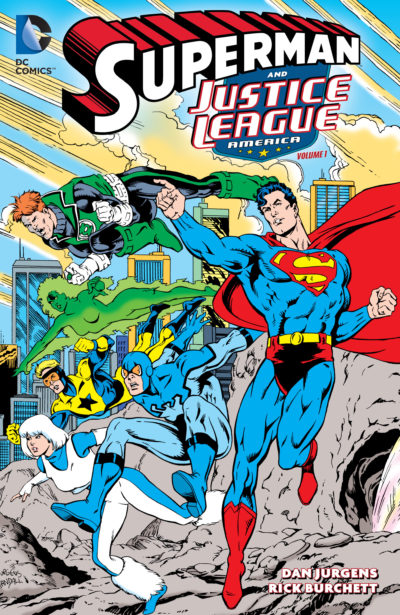 Superman and the Justice League America Vol. 1 – 2 (TPB) (2016)