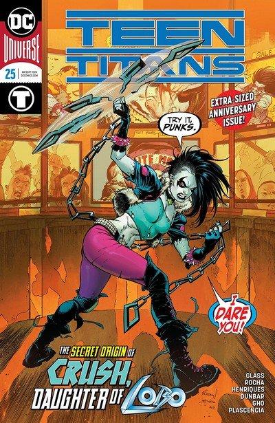 Teen Titans #25 (2018)