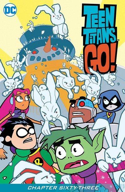 Teen Titans Go! #63 (2018)