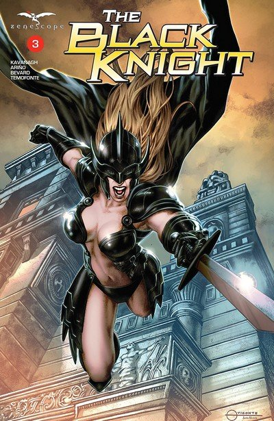 The Black Knight #3 (2019)