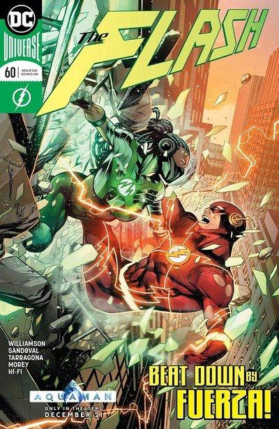 The Flash #60 (2018)