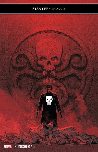 The Punisher #5 (2018)