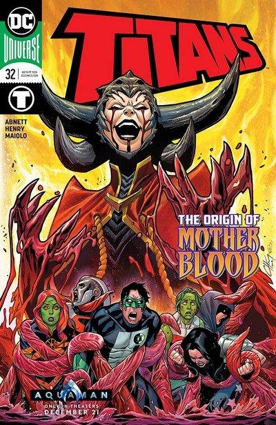 Titans #32 (2019)