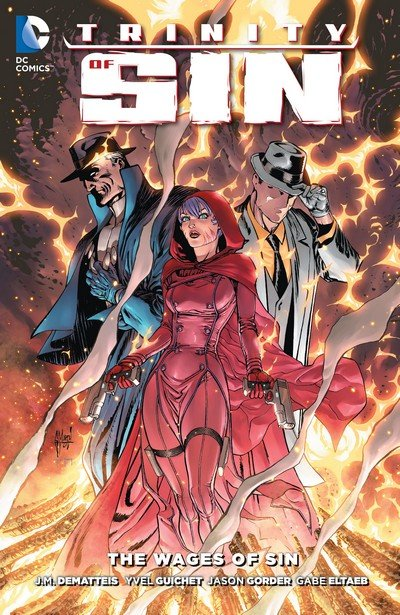 Trinity of Sin – The Wages of Sin (TPB) (2015)