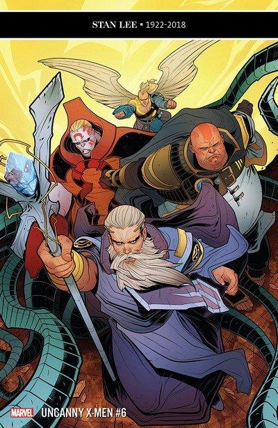 Uncanny X-Men #6 (2018)