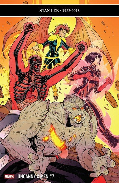 Uncanny X-Men #7 (2018)