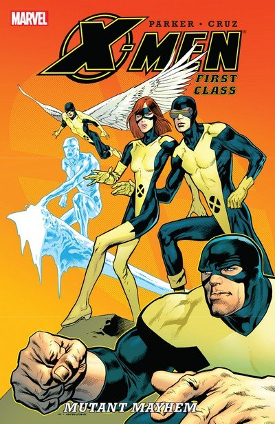 X-Men – First Class Vol. 1 – 2 (TPB) (2008)