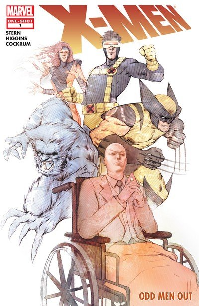 X-Men – Odd Men Out #1 (2007) (One-Shot)