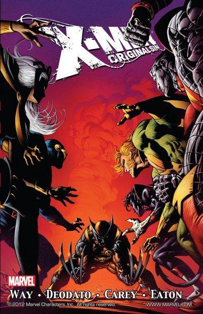 X-Men – Original Sin (TPB) (2009)