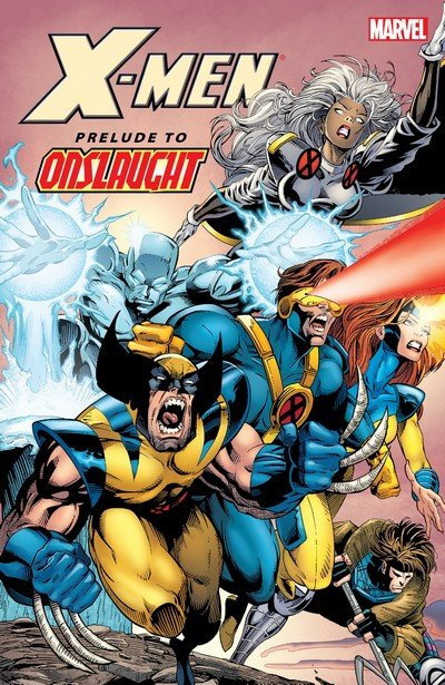 X-Men – Prelude To Onslaught (TPB) (2010)