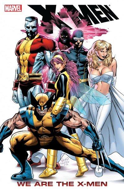 X-Men – We Are The X-Men (TPB) (2010)