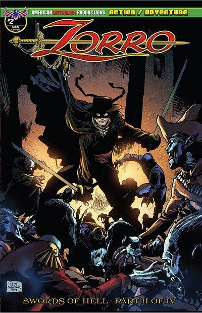 Zorro – Swords of Hell #2 (2018)