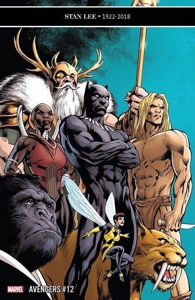 Avengers #12 (2019)