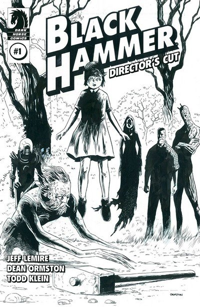 Black Hammer – Director's Cut (2019)