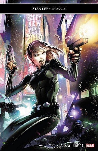 Black Widow #1 (2019)